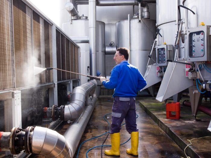 limpieza industrial Torremolinos Estepona Marbella